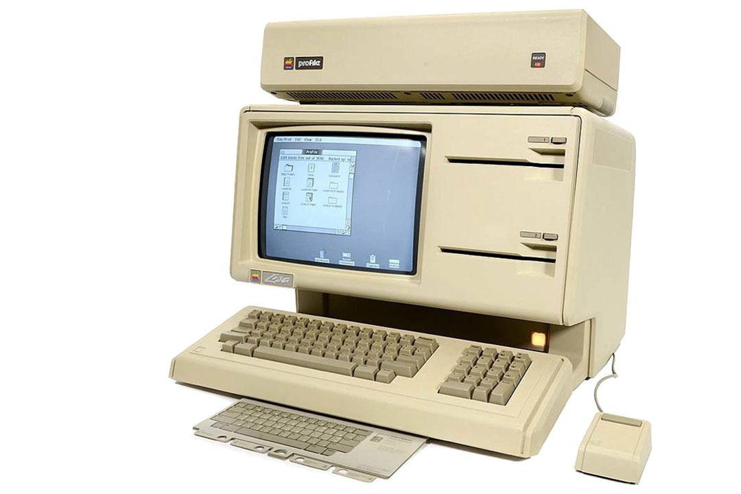 Siamo una Digital Agency, il nostro vecchio Apple Lisa