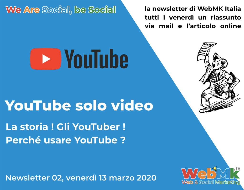 Cosa è YouTube, solo video❓