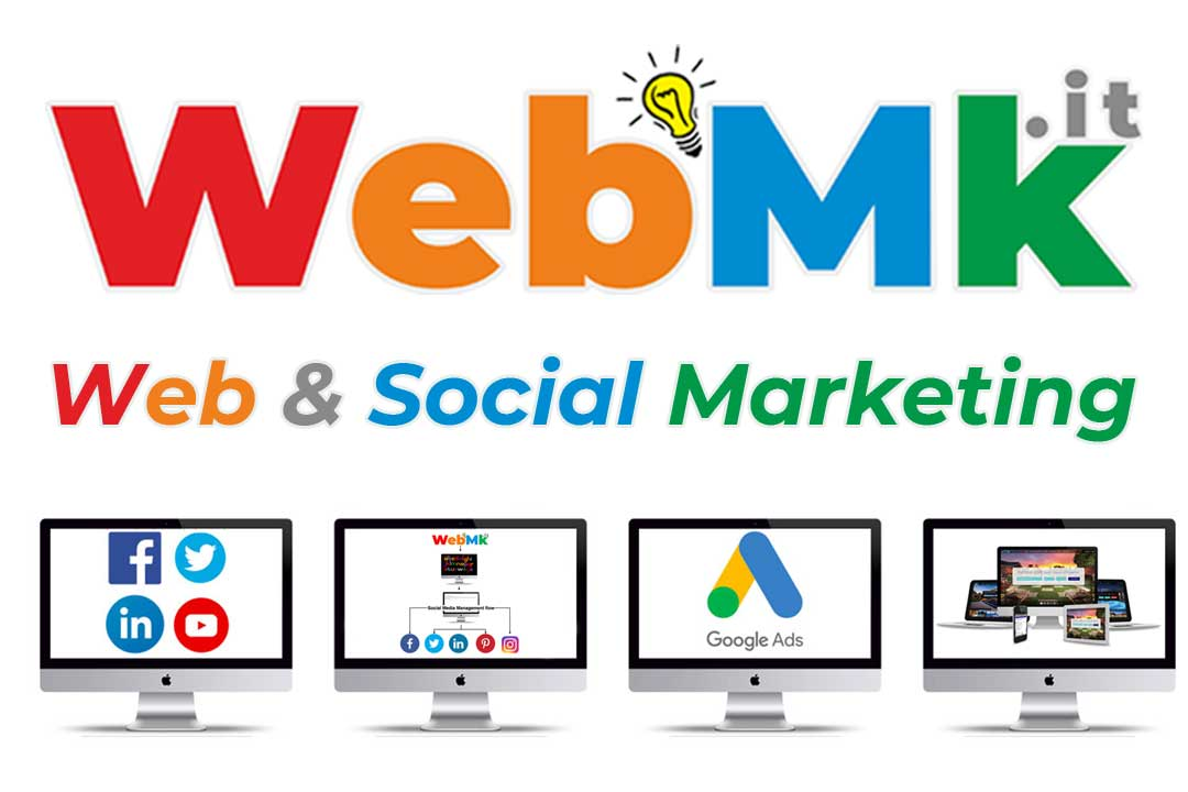 WebMk Italia, Web & Social Marketing