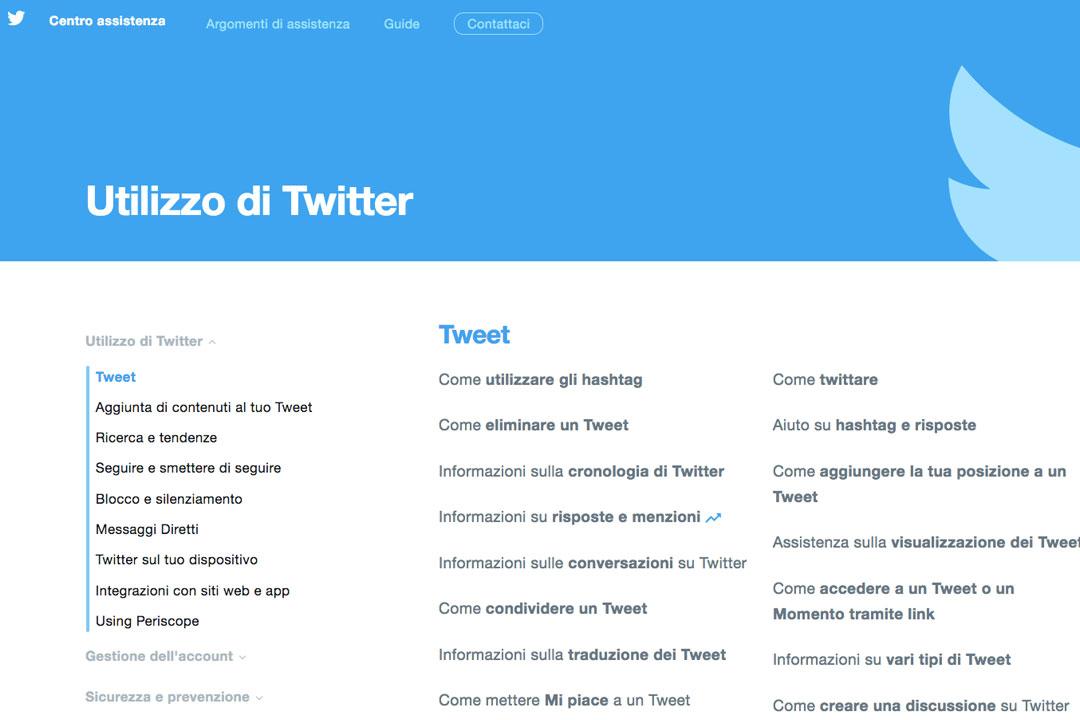 Cosa è Twitter ?