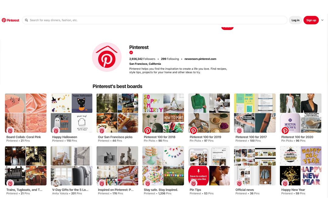 Come usare Pinterest ?