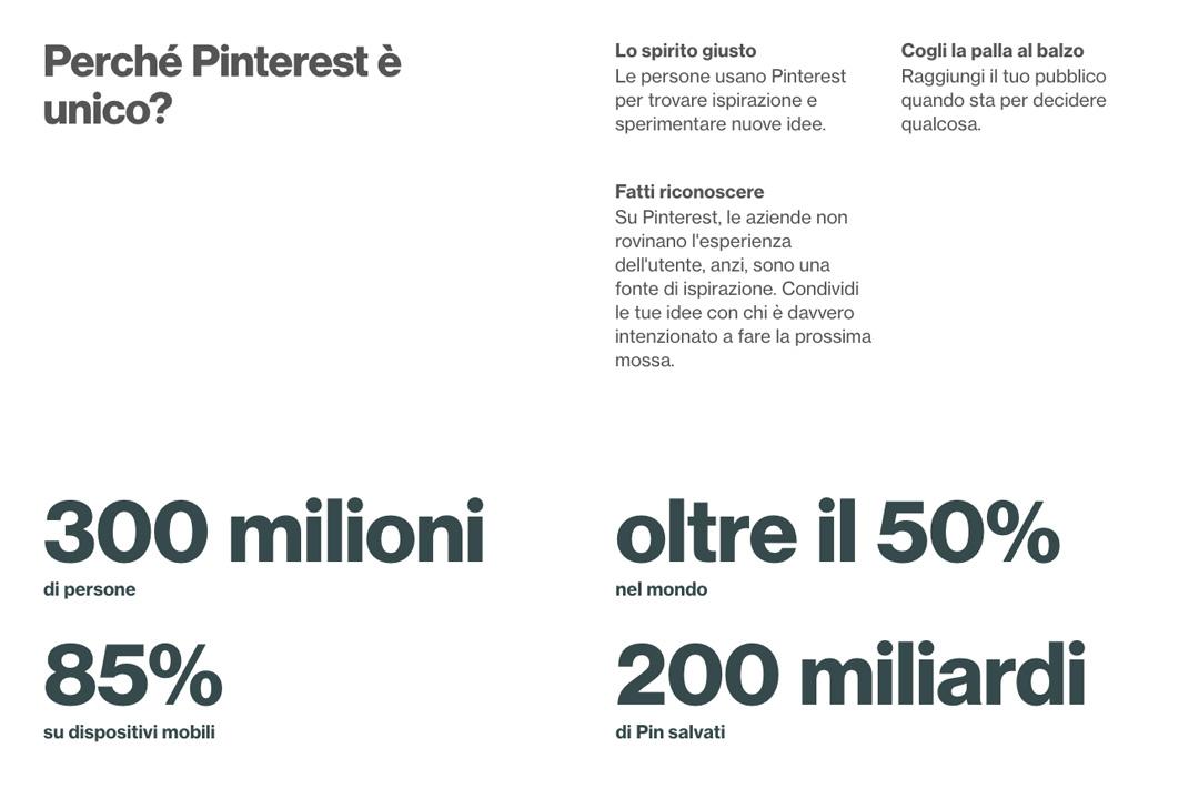 Cosa è Pinterest ?