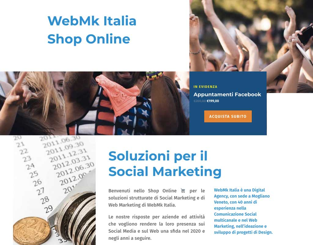 WebMk Italia Shop