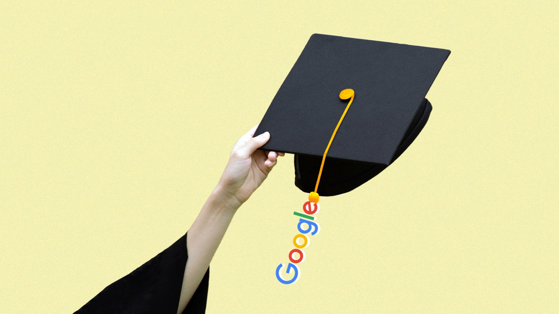 Google University, laurea in solo sei mesi