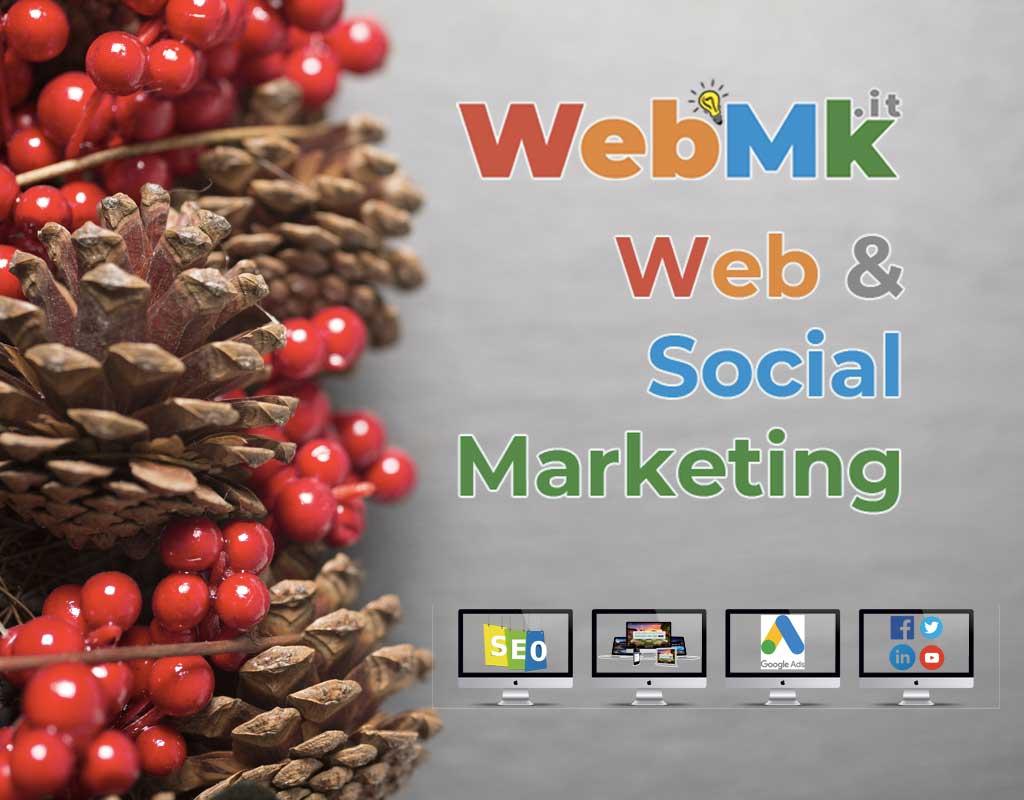 🎉 Buone Feste da tutti noi di WebMk Italia 🎉
