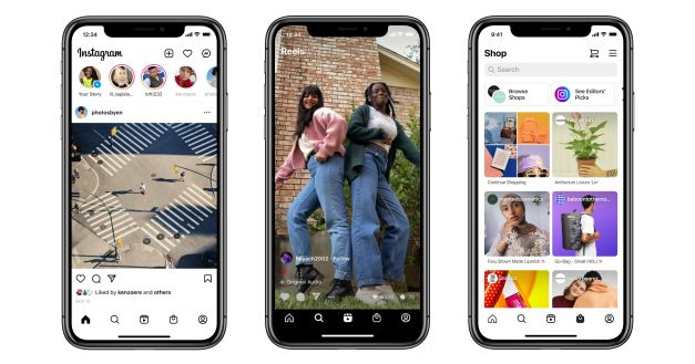 Instagram lancia la funzione Shopping per Reels